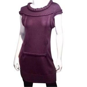 Dresses & Skirts - Aubergine Stella McCartney Sweater Dress